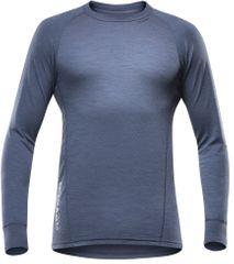 Devold moška majica z dolgimi rokavi Duo Active Man Shirt Night, siva, L