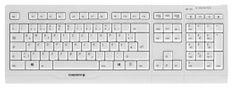 Cherry brezžični namizni komplet B.Unlimited 3.0, USB, DE SLO g., bel