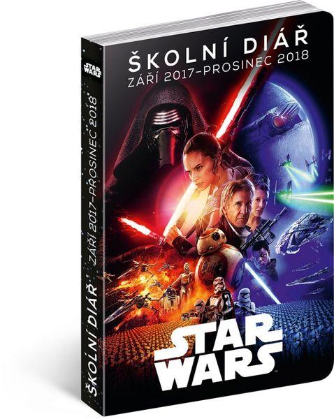 Školní diář Star Wars Classic (září 2017 – prosinec 2018)