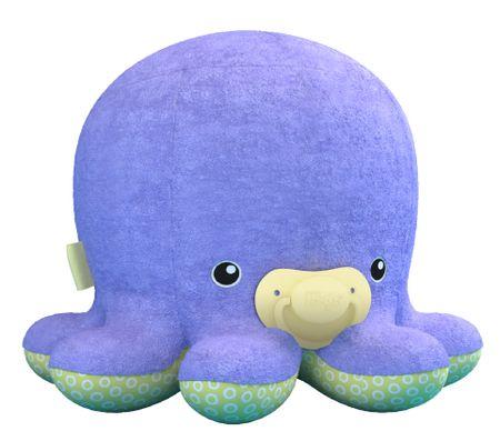 TM Toys Ocean Hugzzz Octopi Polipocska + világítótorony