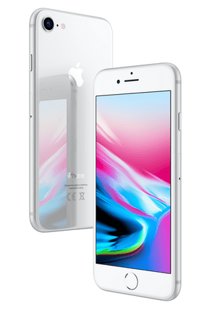 Apple iPhone 8, 256GB, Stříbrný