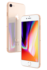 Apple iPhone 8, 256GB, Zlatý