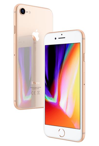 Apple Iphone 8, 256gb, Zlatý