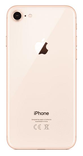 Apple Refurbished iPhone 8, 64GB, Gold - použité