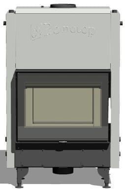 Romotop ocelová vložka KV 025 W02 BD