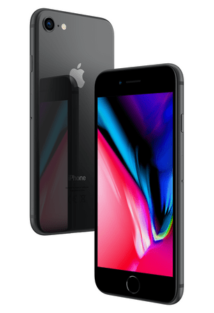 Apple iPhone 8, 256 GB, gwiezdna szarość