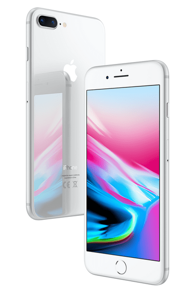 Apple iPhone 8 Plus, 64GB, Stříbrný