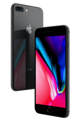 Apple telefon iPhone 8 Plus, 256 GB, siv