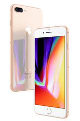 Apple iPhone 8 Plus, 256GB, Zlatý