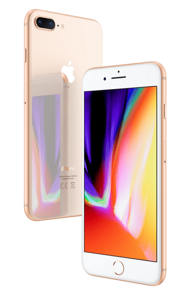 Apple iPhone 8 Plus, 64GB, Zlatý