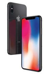 Apple iPhone X, 256GB, Vesmírně šedý