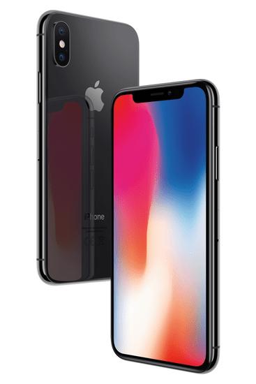Apple Refurbished iPhone X, 64GB, Space Grey