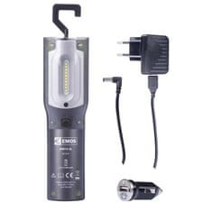 Emos Nabíj.svítilna 5W SMD+UV LED