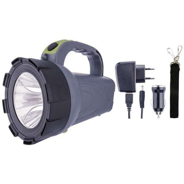 Emos LED nabíjecí svítilna 5W CREE