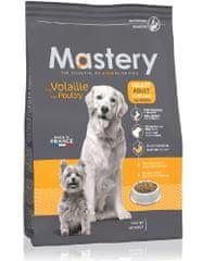 Mastery sucha karma dla psa z drobiem Adult with Poultry 12 kg
