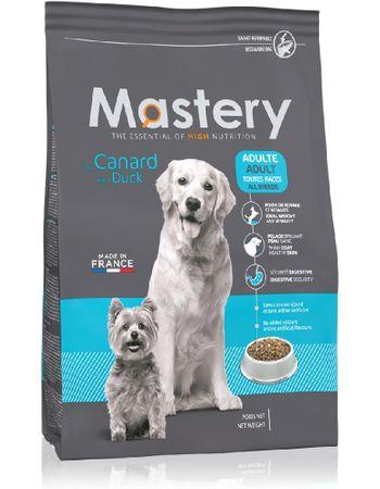 Mastery DOG Adult with Duck Kutyatáp, 12 kg