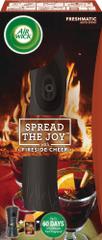 Air wick Freshmatic osvěžovač vzduchu + náplň Pohodlí u krbu 250 ml