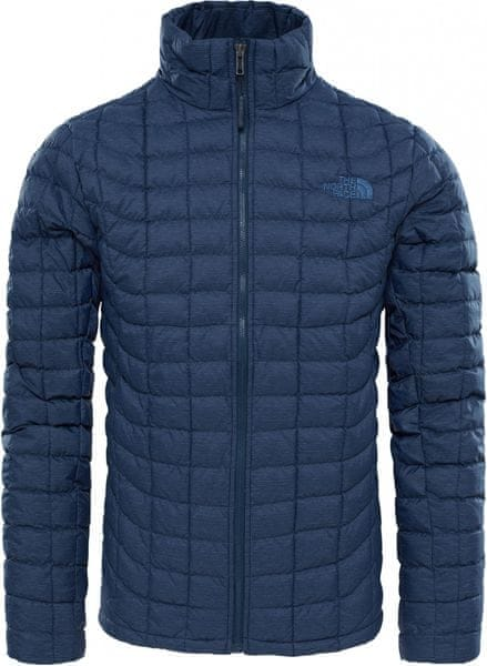 The North Face M Thermoball Fz Jkt Urbn Navy Stria XXL