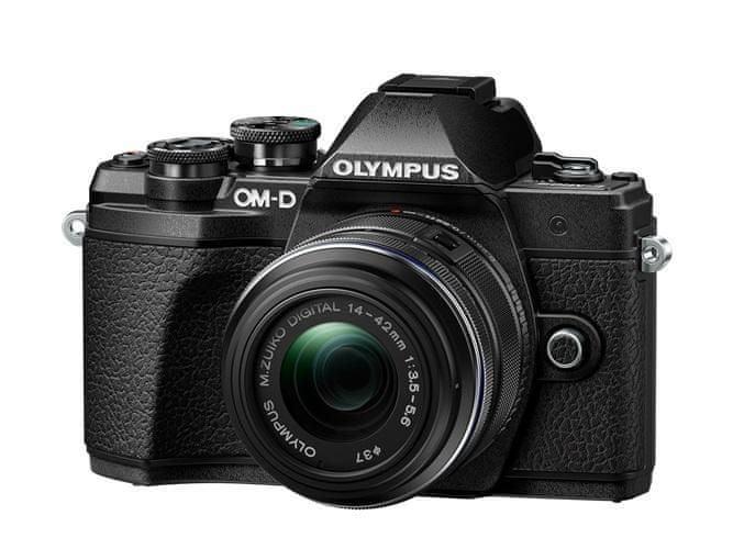 Olympus OM-D E-M10 Mark III + 14-42 mm II R Black
