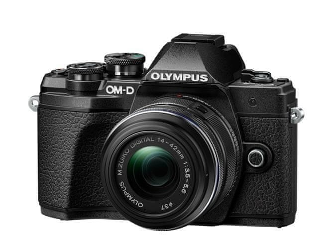 Olympus E-M10 Mark III + 14-42 mm II R Black