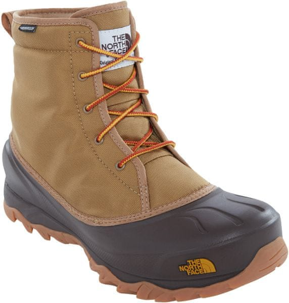 The North Face M Tsumoru Boot Utility Brown/D 42