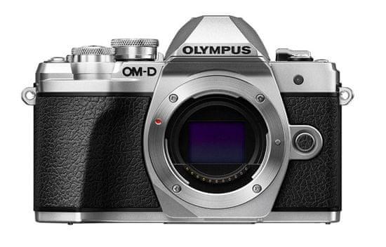 Olympus OM-D E-M10 Mark III + 14-42 mm EZ Silver