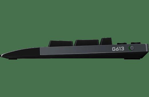 Logitech G613 mehanska brezžična gaming tipkovnica