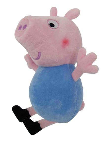 TM Toys Peppa Pig - plyšový George 35,5 cm