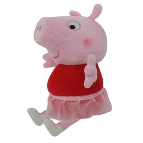 TM Toys Peppa Pig - plyšová Peppa balerina 25 cm