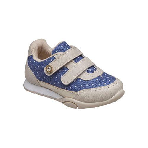 SANTÉ Zdravotní obuv dětská KL/1254 azul (Velikost vel. 27)