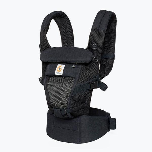 Ergobaby Adapt nosítko Onyx Black