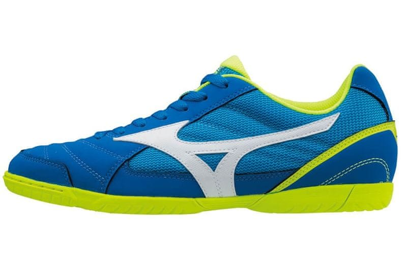 Mizuno Sala Club 2 IN/ImperialBlue/Wht/SYellow/44.0/9.5