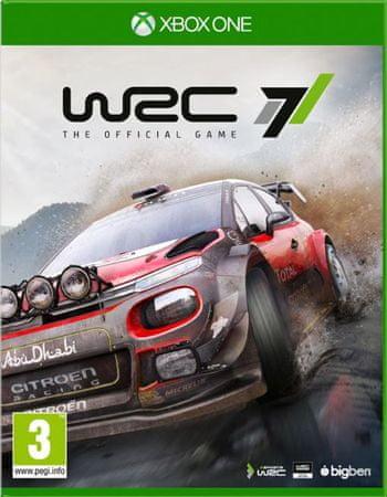 Bigben WRC 7 (Xbox One)