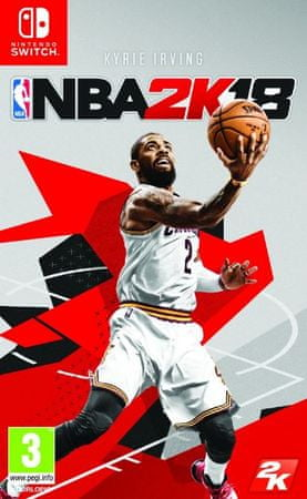 Take 2 NBA 2K18 (Nintendo Switch)