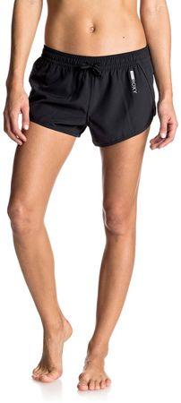Roxy ženske hlače Noo Bai Short J, črne, S