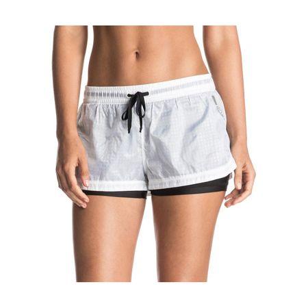 Roxy ženske hlače Weellow Short J, bele, S