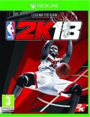 Take 2 NBA 2k18 - Legend Edition (Xbox One)