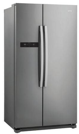 Gorenje kombinirani hladilnik NRS9181BX