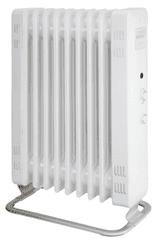 Mill oljni radiator 2000W JA2000, bel
