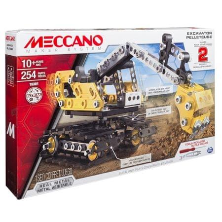 MECCANO Bager