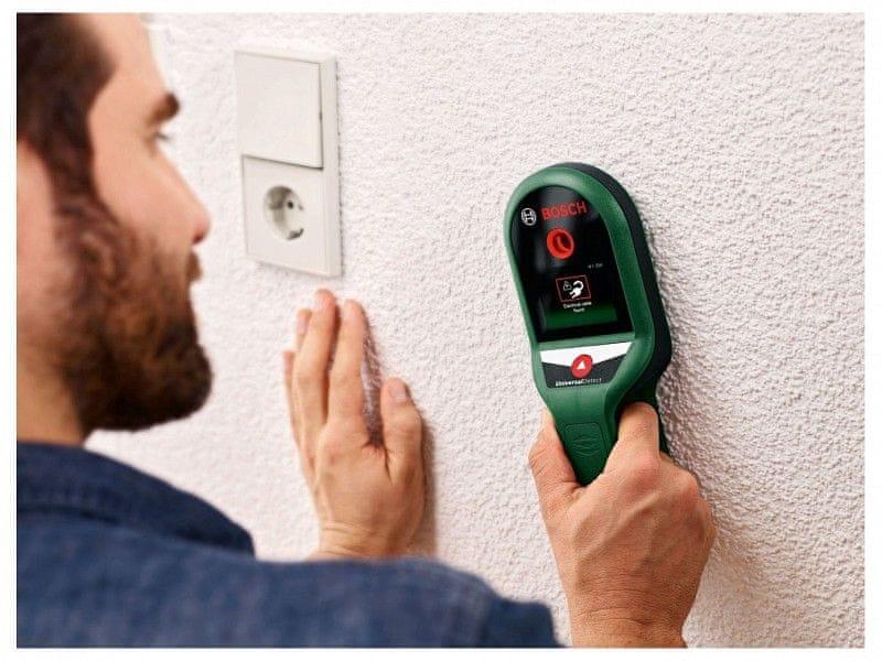 Bosch Digitalni detektor kovin (0603681300)
