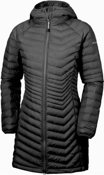 Columbia Powder Lite Mid Jacket Black S