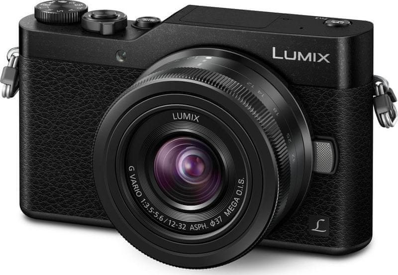 Panasonic Lumix DMC-GX800 + 12-32 mm Black