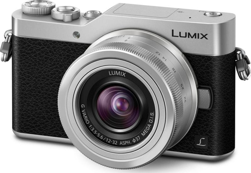 Panasonic Lumix DMC-GX800 + 12-32 mm Silver
