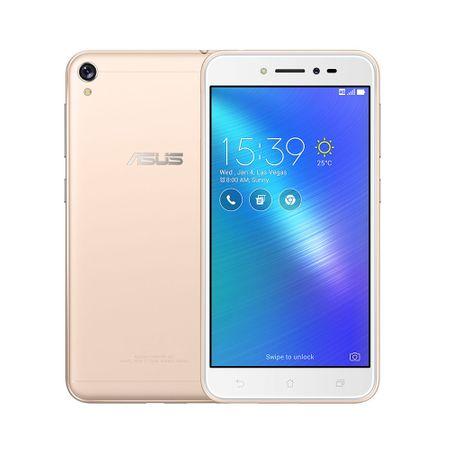 Asus GSM telefon ZenFone Live, zlat