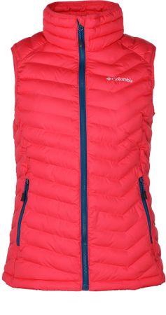 Columbia Powder Lite Vest Punch Pink XS