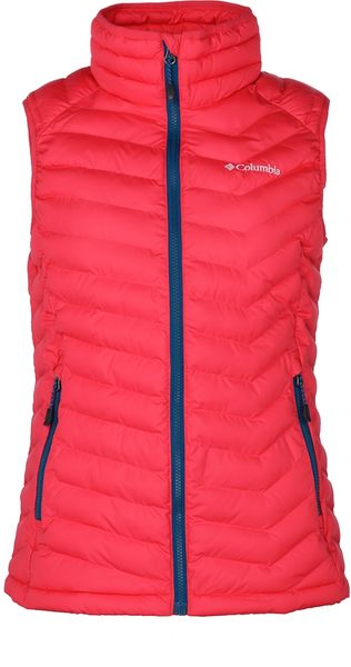 Columbia Powder Lite Vest Punch Pink S