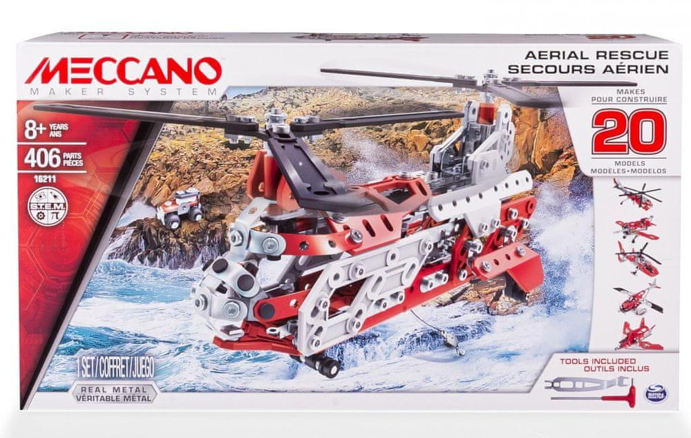 Meccano Model 20 variant helikoptéra