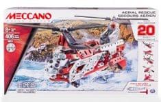 MECCANO Model 20 változat - helikopter