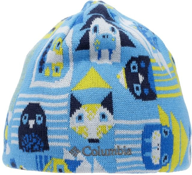 Columbia Toddler Youth Urbanization Mix Beanie Peninsula Critters L-XL